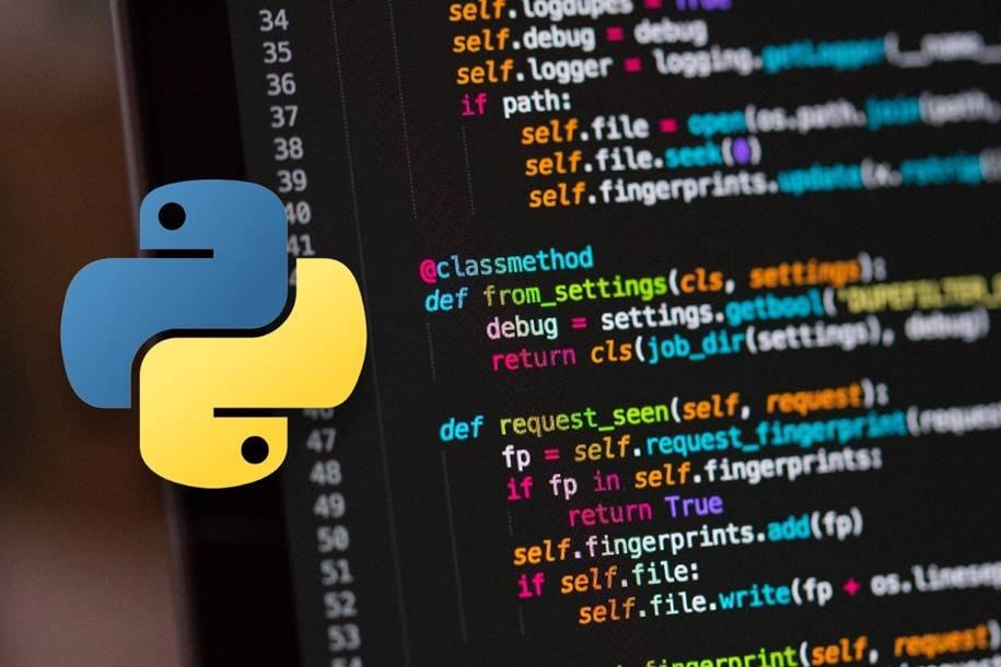 A aplicação Python