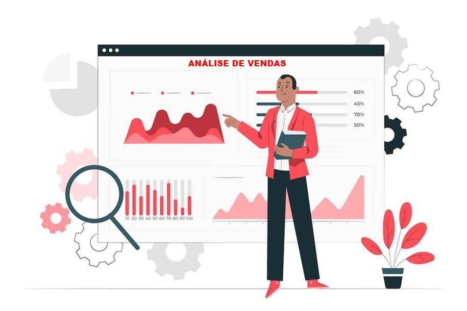 Análise de vendas - Pegue a chave para o crescimento de suas vendas!